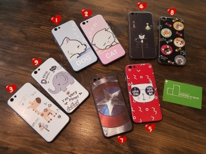 Ốp hình Cute iPhone 7 / iPhone 8